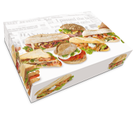 Producten Catering Fastfood